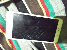 Redmi 4A good condition screen crack  all right  all display  working