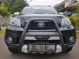 Toyota Rush S TDP 15 Jt Black 2012