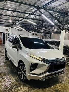 Mitsubishi XPander Putih Matic Garansi1Th,Tgn1,Keyless,SiapPakai