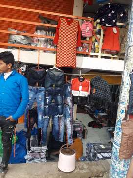 Requirement for sales girls for readymade garment shop