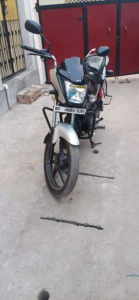 One handed bike fully condition