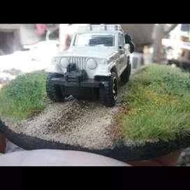 Mini diorama diecast hotwheels matchbox vol 2