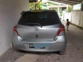 Toyota yaris type J th 2010 terawat
