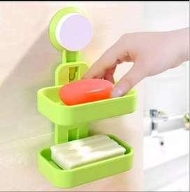 rak sabun mandi 2 tingkat