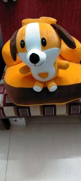 Baby Sofa Orange
