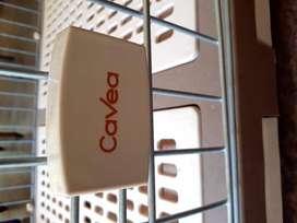 Cavea Kandang Anjiing (Dog's Cage) 90x60x60 kondisi bagus 99% new