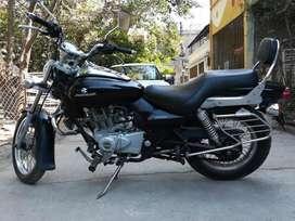 Bajaj avenger 220cc with top class condition