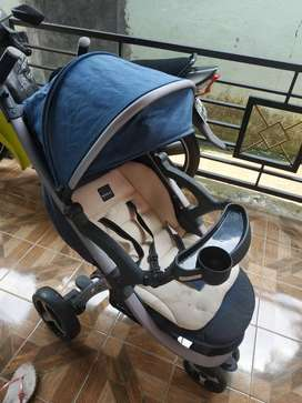 Stroller babyelle S700 curv 2 second