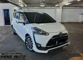 Toyota Sienta Q 2017 A/T Putih