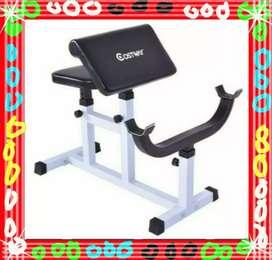 Alat gym preacher curl/meja preacher harga akhir tahun :3,5 siap kirim