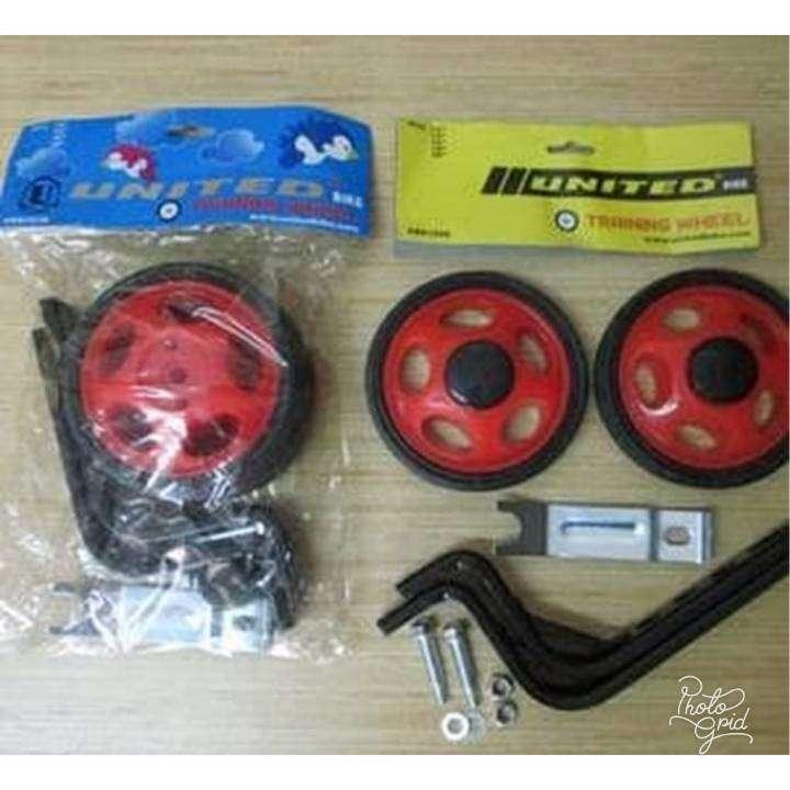 Roda Samping Sepeda Ukuran 12- 20 inch 0