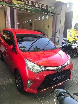 Toyota Calya 2017 G manual Asli DR! Murah Nego