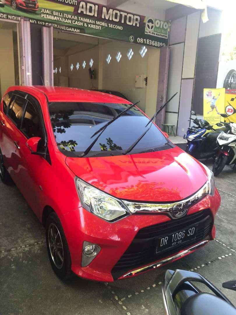 Toyota Calya 2017 G manual Asli DR! Murah Nego 0