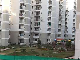 2 BHK Semi furnished for rent in Savitry Greens on VIP Road, Zirakpur