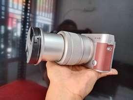 Promo Kamera mirrorlless fujifilm xa3 mulus normal semua