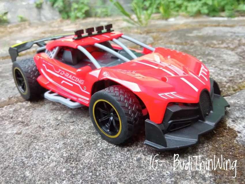 Mobil Remote Bugatti RC Model Car 2.4 GHz toko BudiThinWing