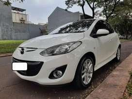 Mazda 2 Sports S AT 2013 atau 2012 Tgn1 Terawat Full Orisinil