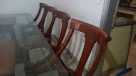 Sale. Of dining table