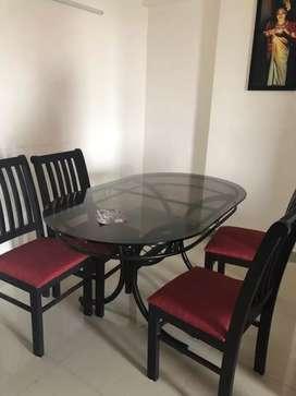 Fully furnished 3 bhk flat for rent kakkanad, infopark