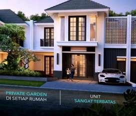 Rumah Mewah CitraLand Hertasning Cluster depan Kota makassar