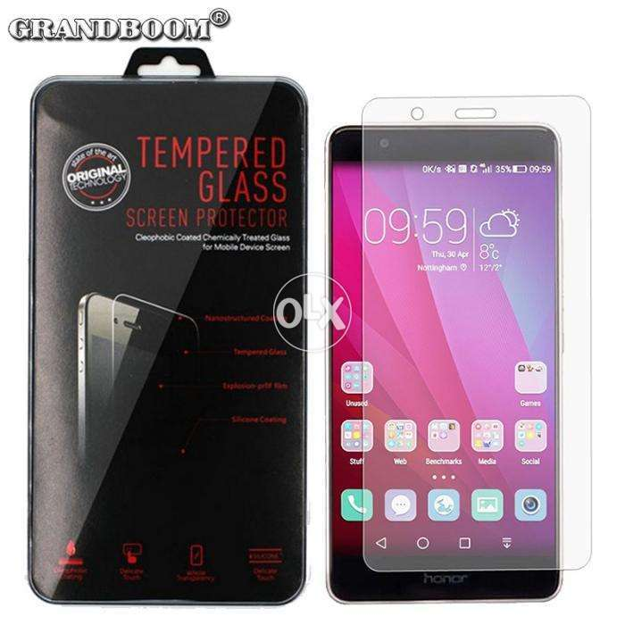 Honor 9 Tempered Glass Screen Protector 0
