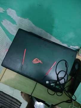 laptop Asus ROG GL 553VD