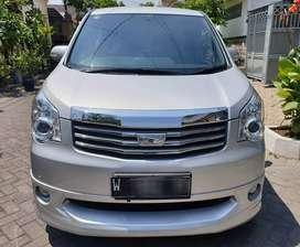 Toyota Nav1 V 2013 Silver Matic #Nav1