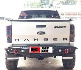 Bemper belakang ranger ford ranger