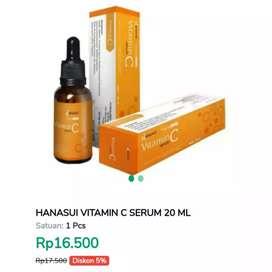 Hanasui Serum Vit C 20 ml