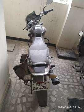 Bajaj discover 135 cc, powerful bike