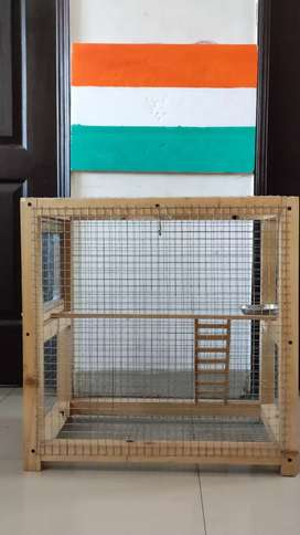 Sturdy & Cute Bird Cage