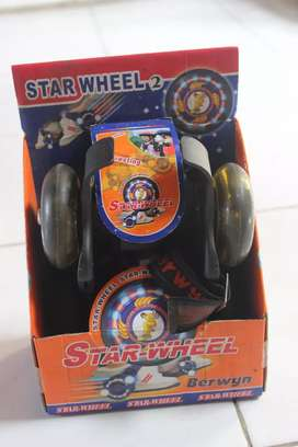 Star wheels preloved