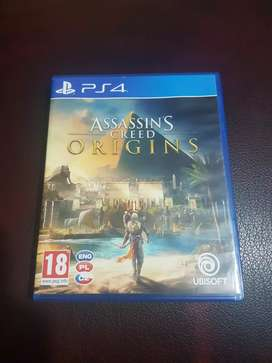 Kaset PS4 Assasins Creed Origins