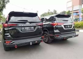 Bemper Towing RHINO Super BIG BONE Buat Pajero dan FORTUNER