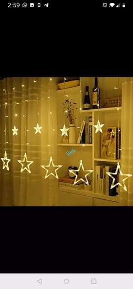 Brand New Star light Curtain