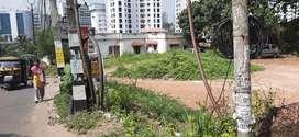 20 cent commercial land at kakkanad infopark main road front