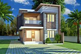 2/3bhk villa near chandranagar junction