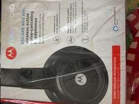 Motorola  escape 800ANC wireless headphones
