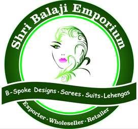 fashion designer online sales & marketing executive