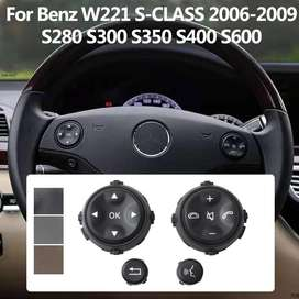 MERCEDES Benz W221 S-CLASS 2006-2009 Steering Wheel Push Button Phone