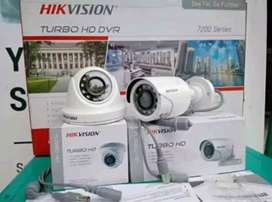 kamera CCTV full hd bisa online via hp// Dramaga