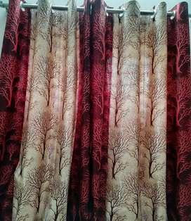 Window Curtain 5ft long