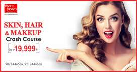 Become a Skin, Hair, Beauty, Nail & Makeup Expert in Delhi