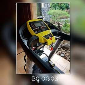 Treadmill Elektrik Fuji // Friash DG 13M31
