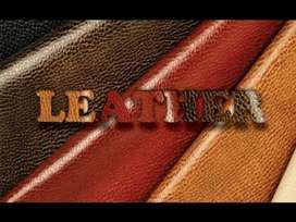 Urgently requirement for leather executive marketing