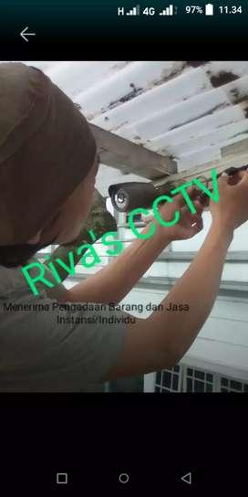 Jasa Instalasi CCTV dan Listrik