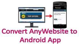 Pembuatan Aplikasi Android APK dari Website Web