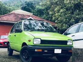 Maruti Suzuki 800 1990 Petrol Good Condition
