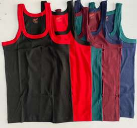 Mens Gym Vest Pack of 5pcs
