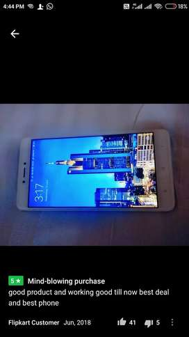 Note 4 4+64+18onth old good condition
